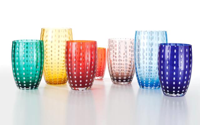bicchieri - colorati