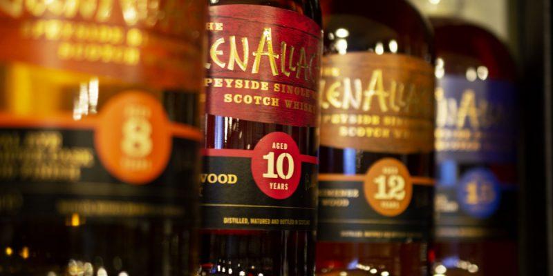 whisky glen allachie distillery