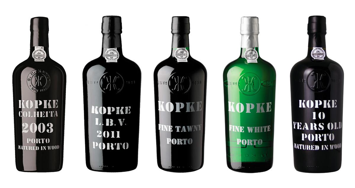 Vini di Porto Kopke